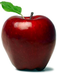 The Botany of Desire Red Apple