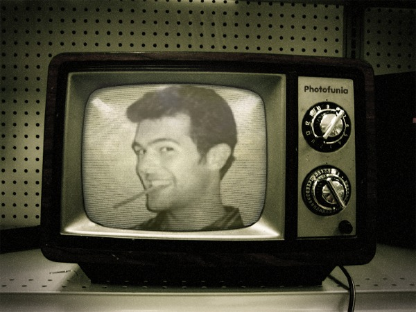 Ever wanted to be on TV in the 80s with crappy reception?