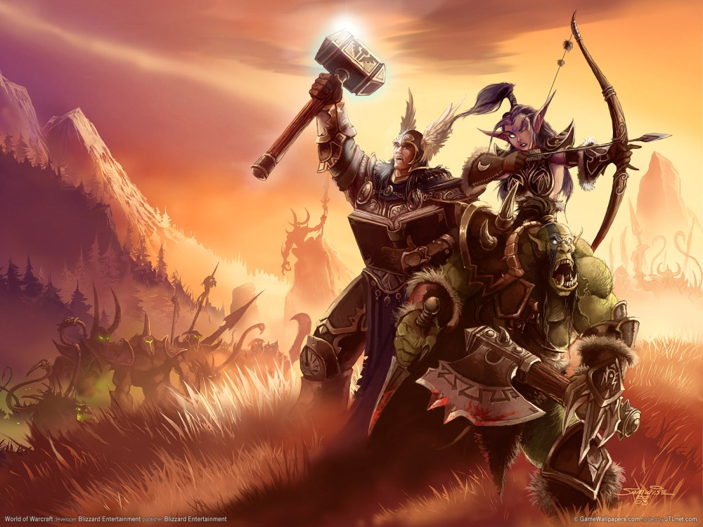The World of Warcraft (2/2)