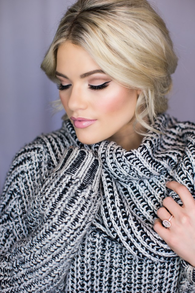 """the """"perfect bride"""" look - witney carson"""
