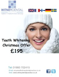 Whitening !!! Christmas offer £195