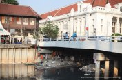 Living under the bridge