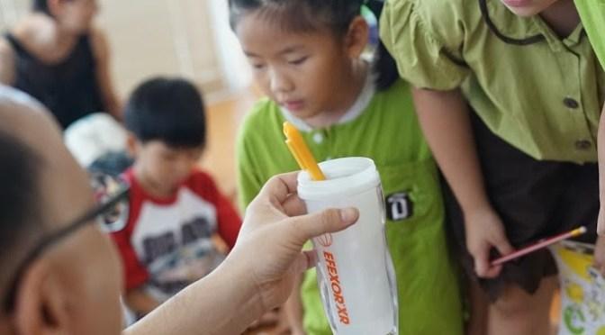 คุยกับเด็กๆเรื่องกระติก ฉนวนความร้อน น้ำแข็งใส่เกลือ แอร์น้ำแข็ง และการละเล่นเกี่ยวกับแรงตึงผิว