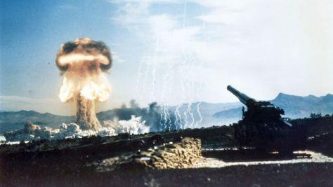 ระเบิดนิวเคลียร์ขนาดเล็กครับ