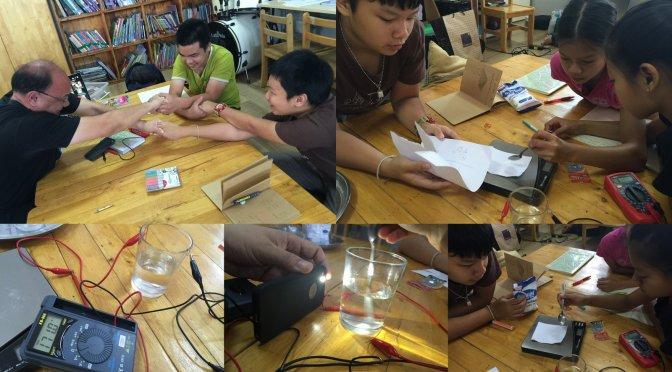 สอนวิทย์มัธยม 1: สารละลาย เรียนวิทย์จากคลิปการสร้าง iPhone 7