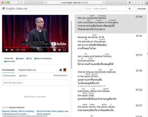 ดูคลิปที่ https://www.english-video.net/v/th/2307 นะครับ