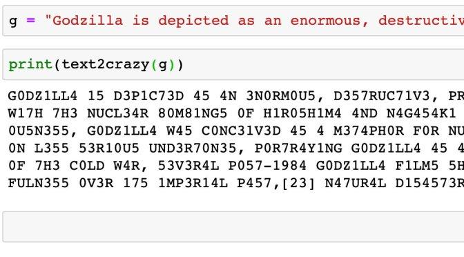 วิทย์ม.ต้น: เขียนโปรแกรม ไพธอนแปลงข้อความและเกมทายตัวเลข