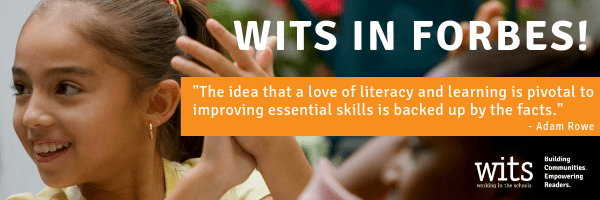 The idea that a love of literacy and learning is pivotal to improving essential skills is backed up by the facts.