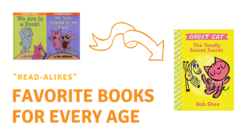 favorite books for every age