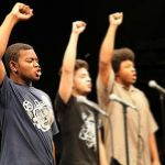Houston Chronicle Slam Poetry Evokes Student Emotion: Winter Slam Camp 2015