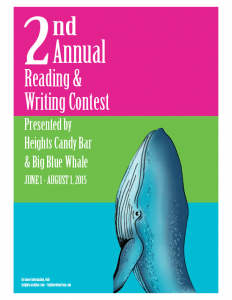 candy bar blue whale reading 615