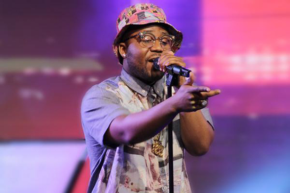 MUSIC ROYALTY: Cassper Nyovest is considered the 'coolest' local musician by young South Africans.                                                                                                           Photo: Provided