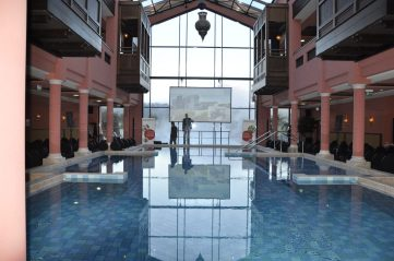 Witt Firmenevents Saarland Therme