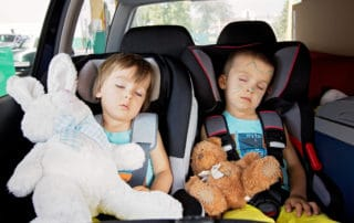 CHILD INJURY LAWYER - DEFECTIVE CAR SEATS