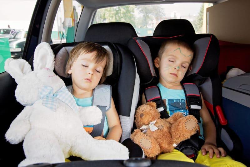 CHILD INJURY LAWYER - DEFECTIVE CAR SEATS