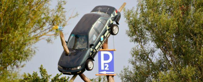 What Should I Do I Find My Parked Car Damaged