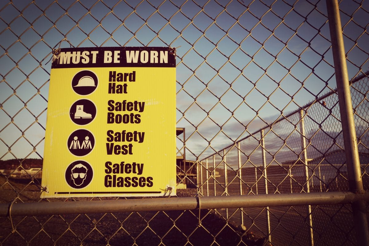 construction safety in New York City