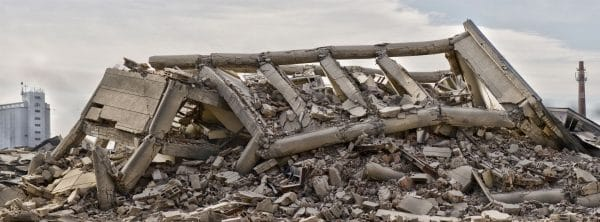 BUILDING COLLAPSE CONSTRUCTION ACCIDENT