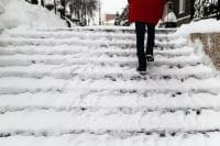 weather-related slip and fall accident