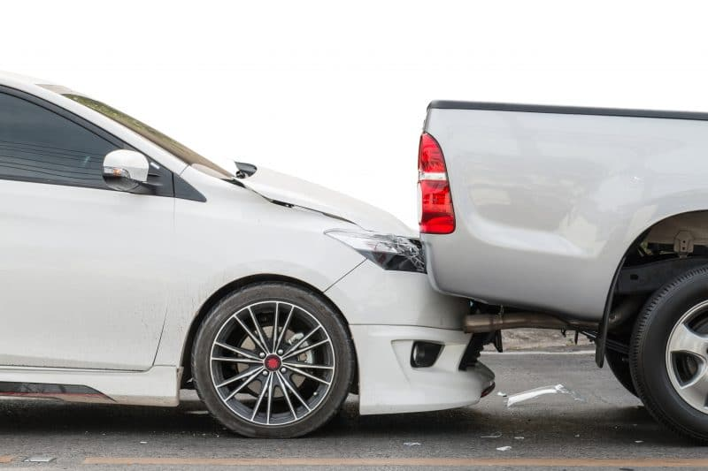 What Happens if the Car Accident is My Fault?
