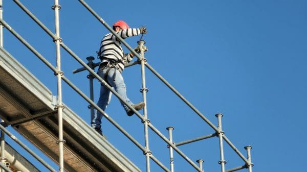 scaffold accident attorney
