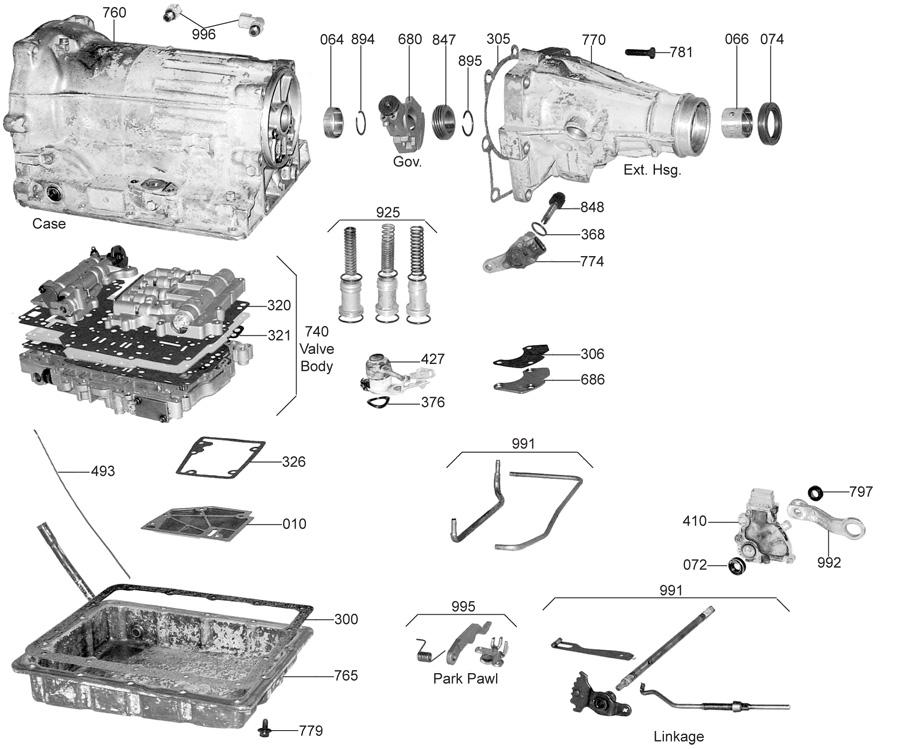 03-72le repair manual