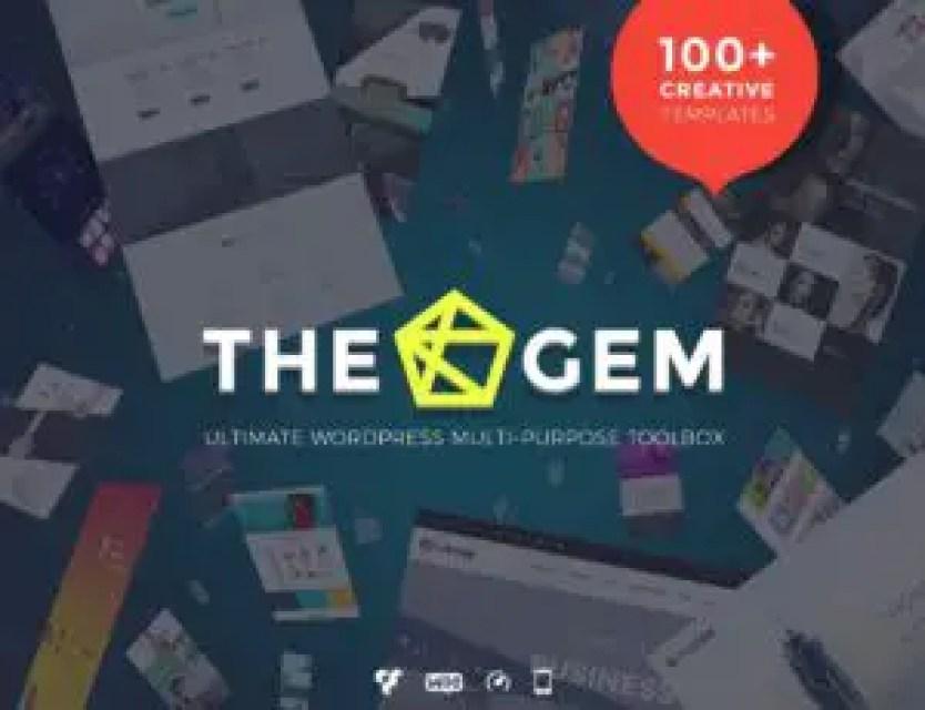 TheGem - One of the Best Premium Wordpress Themes