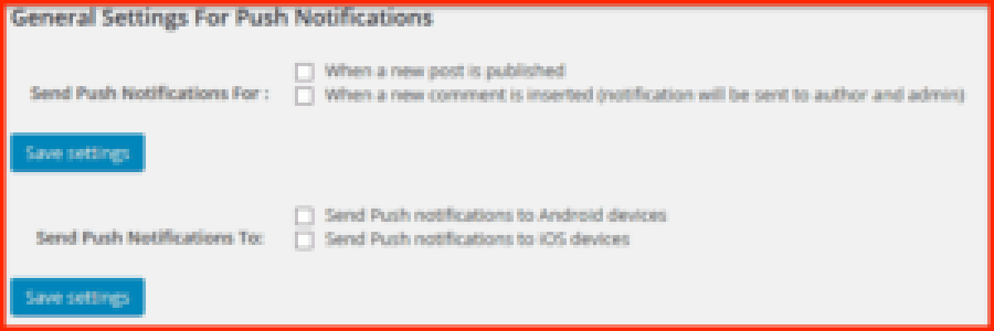 All One Push Notification for WP - One of the Best Push Notification Plugin