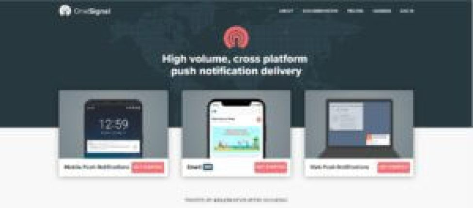 OneSignal - One of the Best WordPress Push Notification Plugin