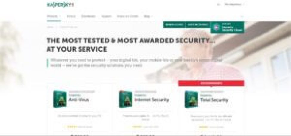 One of the Best Antivirus - Kaspersky