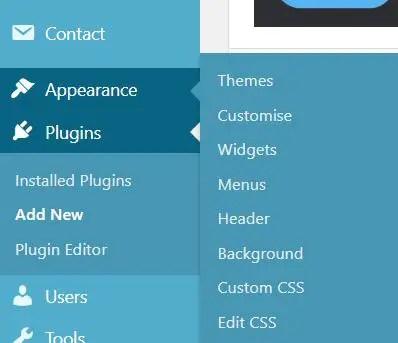 Using SiteOrigin CSS (Part 1) to Change Heading Colour in Gutenberg
