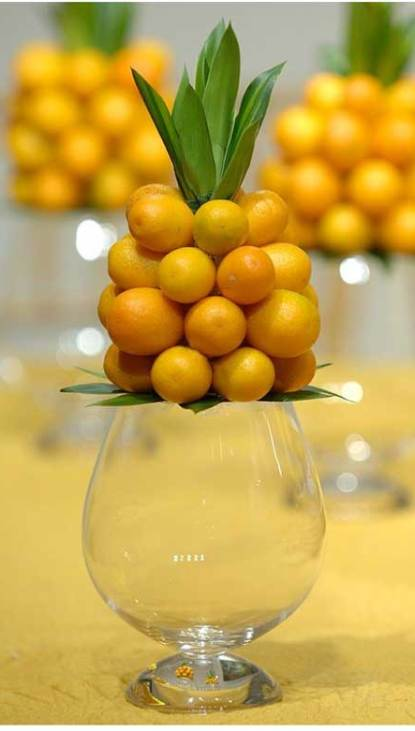 Gooseberries for decor witty vows