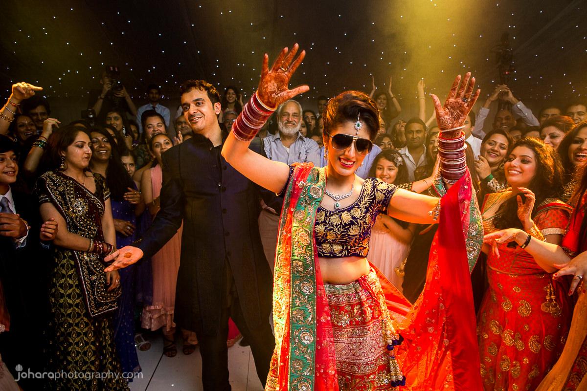 Sangeet dance off Witty VOWs