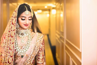 Choosing the right necklace for your face shape | stylists hack for indian bride | how to choose your bridal jewellery