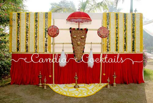 South Indian Decor ideas to steal - Witty Vows-tales-bangalore