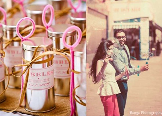 Dream wedding with a heart witty vows