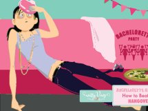 Bachelorette Hack - Beat the Hangover | Witty Vows | Advice for Indian Brides
