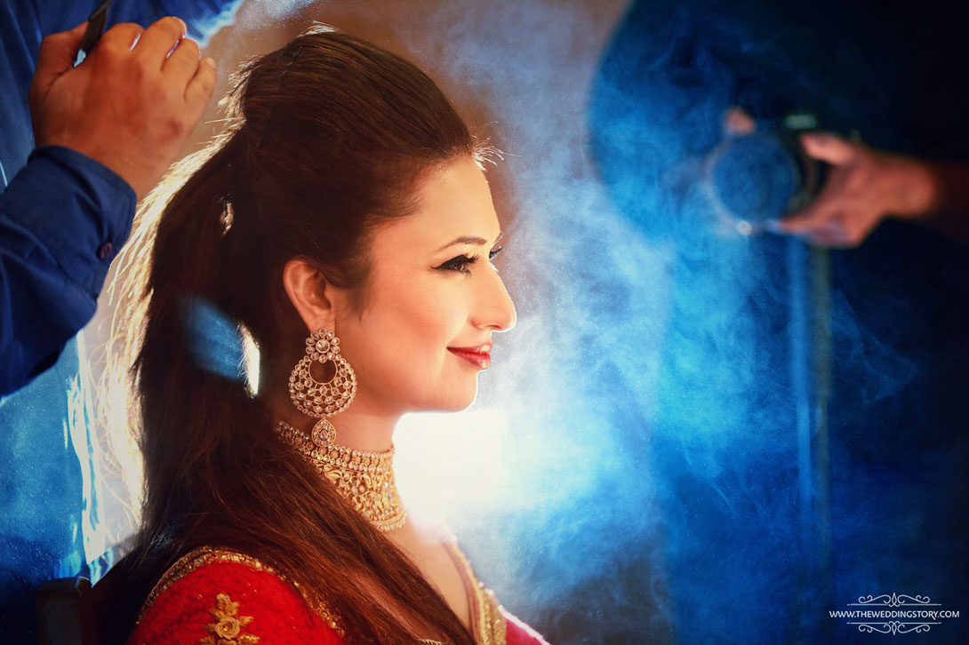 Things you simply must do 3 months before the wedding for every Indian Bride -Threading and waxing before wedding | Witty Vows