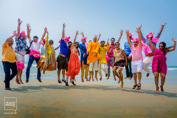 pictures every indian groom must have with his friends from the wedding   Destination wedding clicks   Curated by Witty Vows
