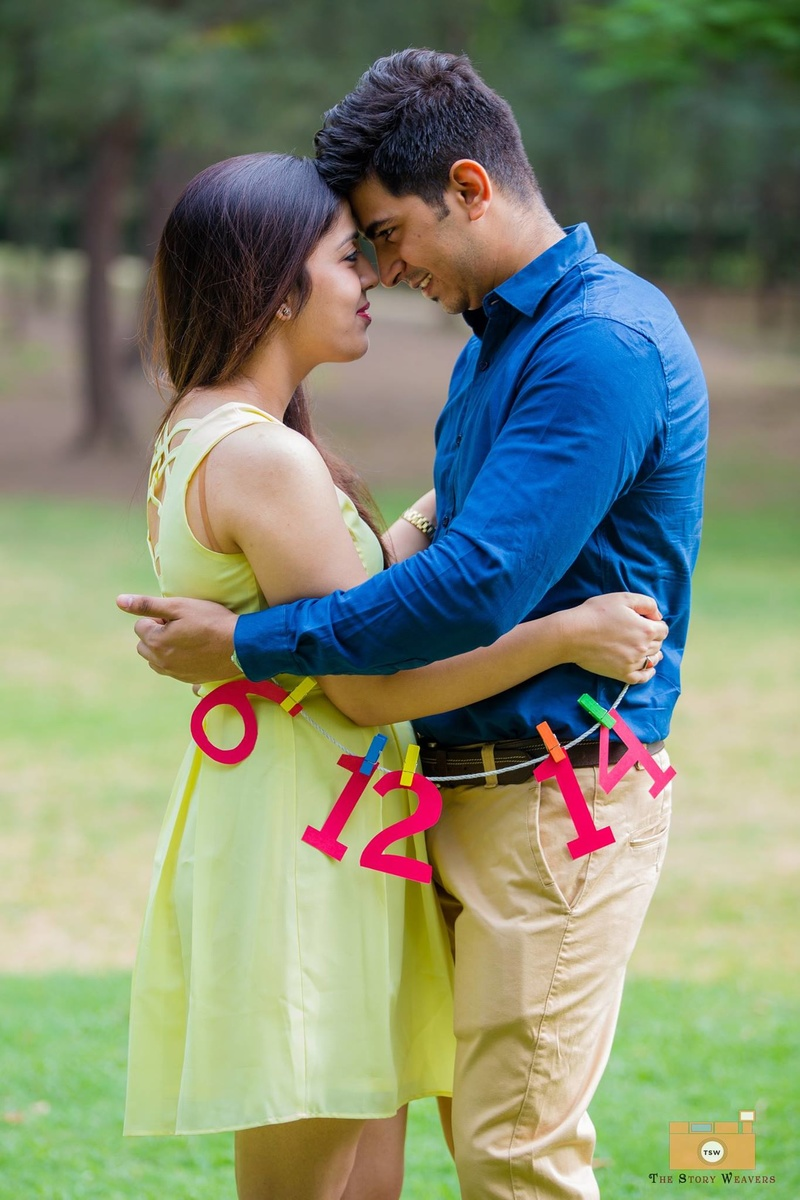 New Pre Wedding Shoot Ideas