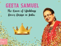 A candid interview on latest and new decor trends in Indian weddings with Geeta Samuel Q Events | Curated by Witty Vows