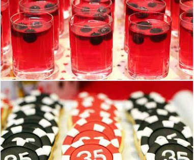 Get some dice jello and pocket chip cookies for your cards based diwali party at home   Diwali party food ideas   Curated by Witty vows