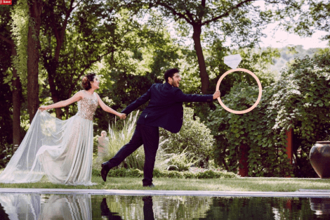 New Pre Wedding Shoot Ideas| Fun Pre Wedding Shoot Ideas | Trending Pre Wedding Shoot Ideas | Save the Date photoshoot idea | Pre Wedding Shoot | Candid Photography | Garden | Pre Wedding Photographers | Delhi | Indian couple in love | Stunning locations in India | Wedding Photographer | Nature Shoot | Cupcake Production