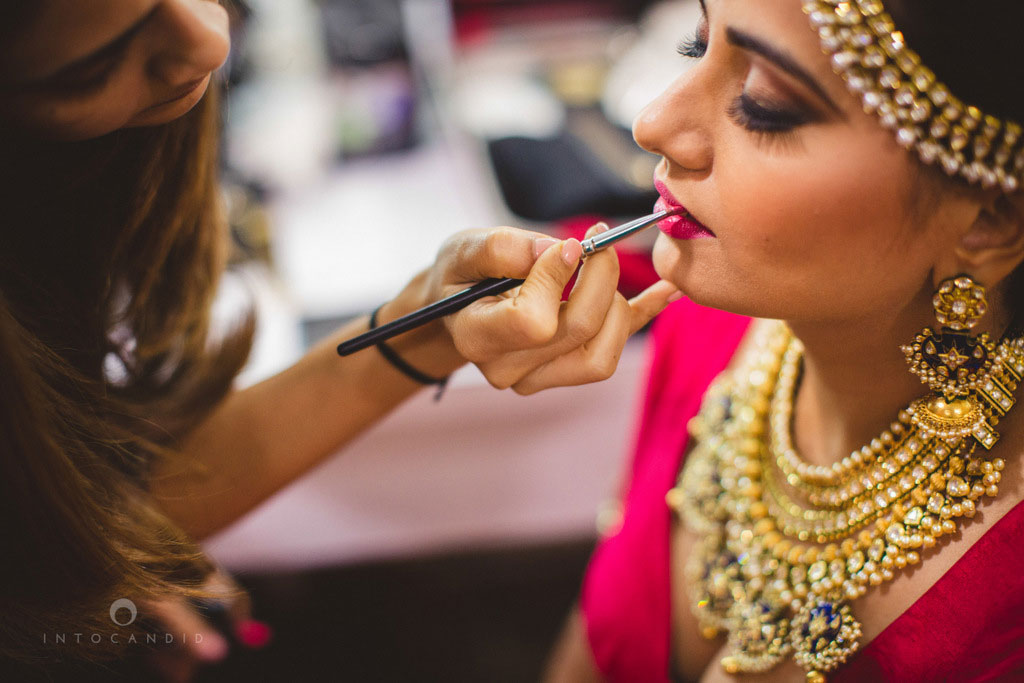 Indian Wedding Makeup Kit for every Bride – Eye & Lip Brush essentials & where to buy them!