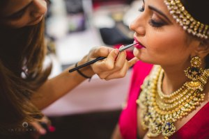 Must have makeup brushes, Indian wedding makeup kit, Indian Bride