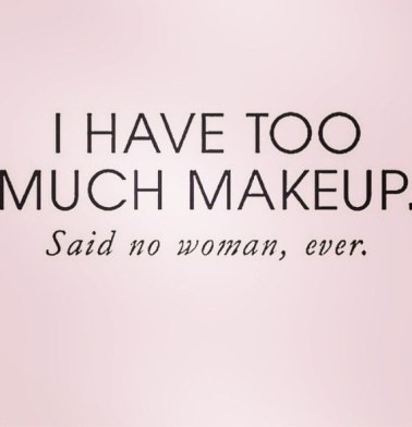 make up funny quote