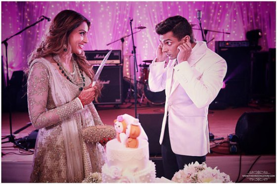 Top Indian Celebrity Weddings 2016 | Stunning wedding ideas from Bipasha Basu and Karan Singh Grover's wedding | Karan Singh Grover and bipasha basu reception photos | wedding cake monkey wedding