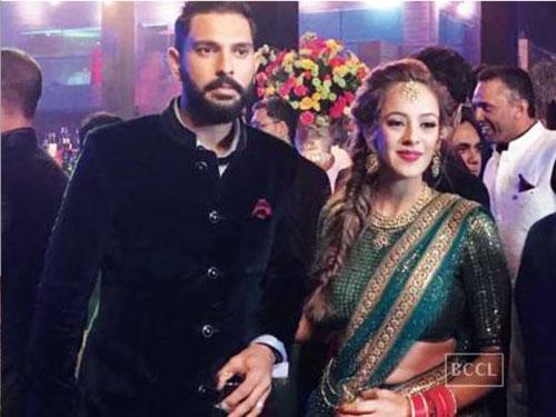 Yuvraj Singh and Hazel Keech wedding goa, Delhi and Chandigarh | Full Scoop | Yuvraj Singh's Delhi Sangeet | Curated By witty Vows | Dream Diaries