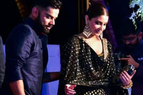 Yuvraj Singh's Wedding reception & Sangeet in Delhi | Virat Kohli and Anushka Sharma at Yuvraj Singh's Goa WEdding
