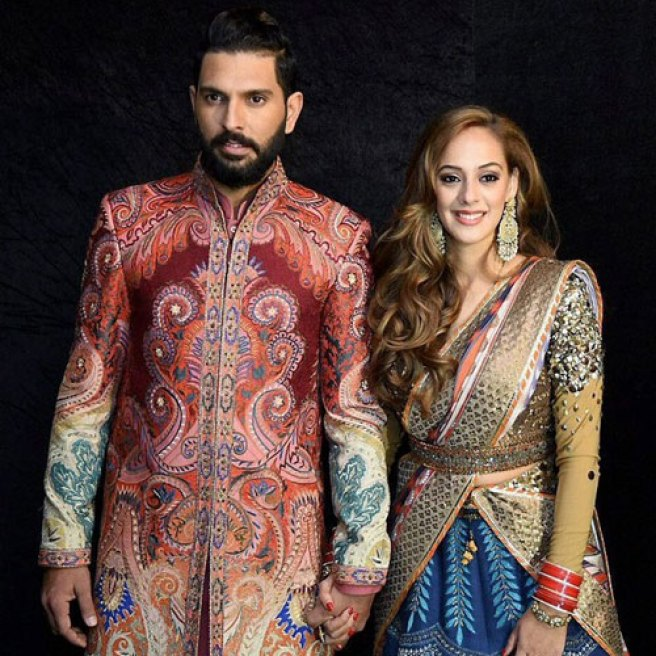 Yuvraj Singh and Hazel Keech wedding goa, Delhi and Chandigarh | Full Scoop | Delhi reception for Yuvraj and Hazel | Curated By witty Vows | Dream Diaries